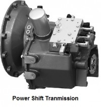 Power Shift Transmission